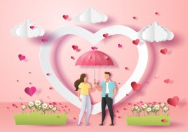 cute-couple-love-holding-umbrella-with-many-hearts_43880-260